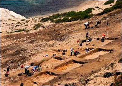 Найдены останки древнейших представителей человека разумного